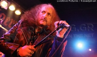 Pentagram, Infidel, Lucky Funeral @ AN Club, 18/04/11