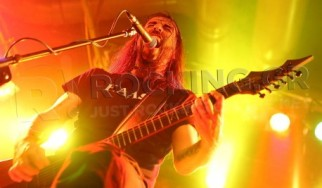 Rotting Christ, Agnes Vein, Spider Kickers, Kult Of Taurus @ Block 33 (Θεσσαλονίκη), 15/01/11