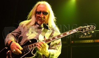 Uriah Heep live σε Αθήνα και Θεσσαλονίκη, 12-13/03/11