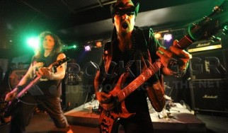 Whiplash, Released Anger, Versus Heaven, @ AN Club, 14/04/11