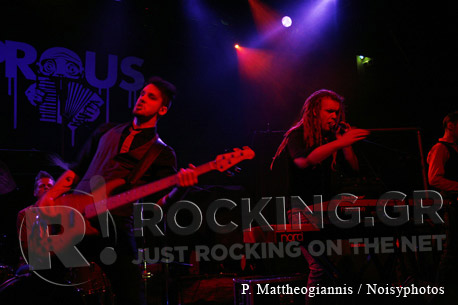 Leprous, Athens, Greece, 13/11/2011