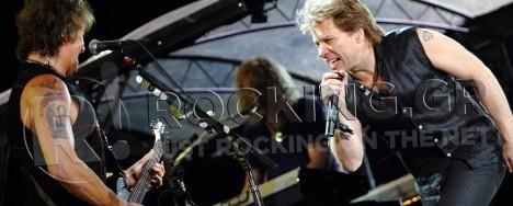 Bon Jovi, The Breakers, Brothers In Plugs @ OAKA, 20/07/11