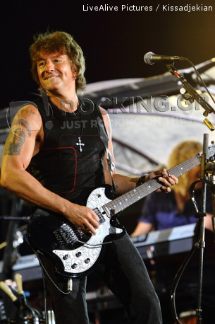 Bon Jovi, Athens, Greece, 20/07/2011
