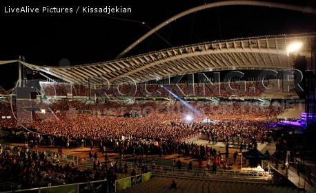 Bon Jovi, Athens, Greece, 20/07/2011