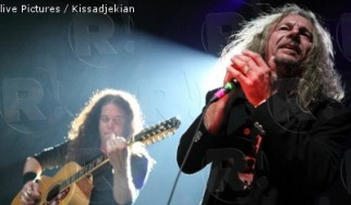 Candlemass, Trouble, Ghost, Hell, Lord Vicar @ Fuzz, 08/10/11