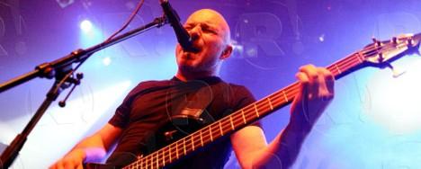 Coroner, Acid Death, Released Anger, Rex Mundi @ Gagarin 205, 17/12/11