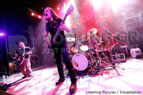 Acid Death, Athens, Greece, 17/12/2011
