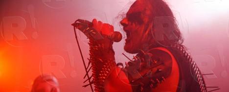 Gorgoroth, Vader, Valkyrja @ Gagarin 205, 04/12/11