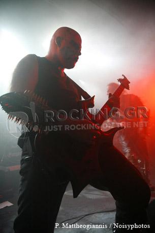 Gorgoroth, Athens, Greece, 04/12/2011