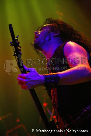 Vader, Athens, Greece, 04/12/2011