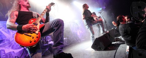 Iced Earth, White Wizzard, Fury UK @ Gagarin 205, 18-19/11/11