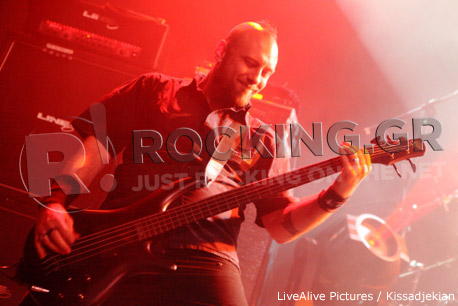 Lacuna Coil, Athens, Greece, 03/12/2011