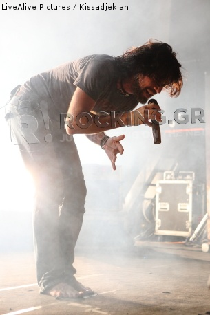 Pain Of Salvation, Athens, Greece, 15/10/2011
