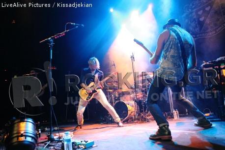 Von Hertzen Brothers, Athens, Greece, 15/10/2011