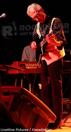 Pat Martino, Athens, Greece, 21/10/2011