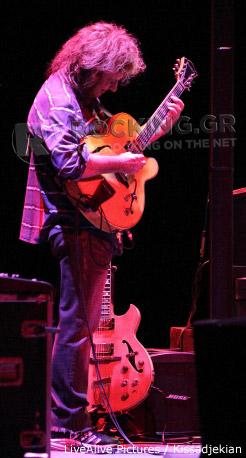 Pat Metheny Trio, Athens, Greece, 04/12/2011