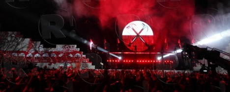 Roger Waters - The Wall Live @ Κλειστό Γήπεδο Μπάσκετ Ο.Α.Κ.Α., 08/07/11