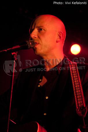 Sivert Hoyem, Athens, Greece, 02/12/2011