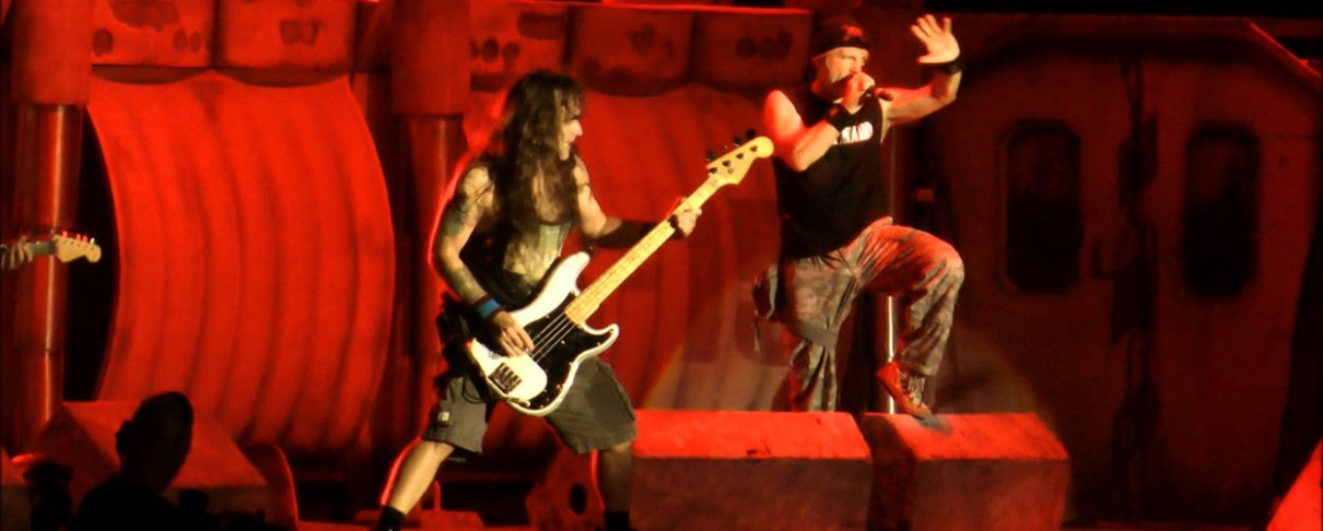 Sonisphere Festival: Iron Maiden, Slipknot, Mastodon, Rotting Christ, Gojira κ.ά. @ TerraVibe Park, 17/06/11