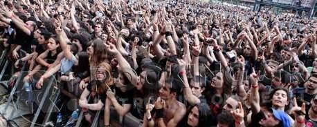 Sonisphere Festival: Iron Maiden, Slipknot, Mastodon, Rotting Christ, Gojira κ.ά. @ TerraVibe Park, 17/06/11 - Φωτορεπορτάζ