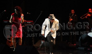 Tonino Carotone @ Θέατρο Ακροπόλ, 07/11/11