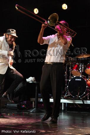 Tonino Carotone, Athens, Greece, 07/11/2011