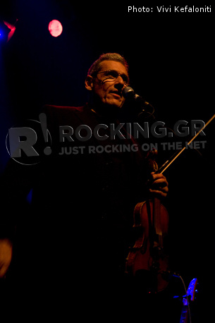 Tuxedomoon, Athens, Greece, 23/09/2011