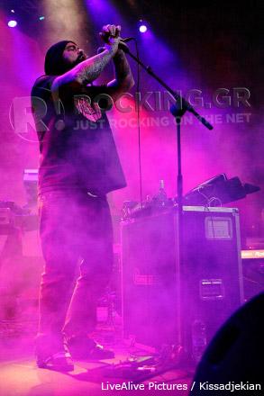 Ulver, Athens, Greece, 26/11/2011
