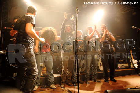 Dexter Ward, Athens, Greece, 06/11/2011