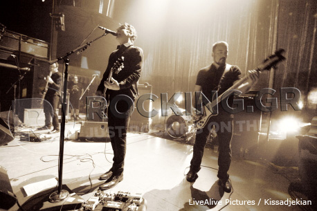 The Afghan Whigs, Athens, Greece, 29/05/12