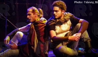 "Rock Opera ""Alexander"" @ Stage (Θεσσαλονίκη), 15/11/12"