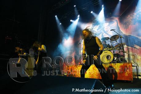 Amon Amarth, Athens, Greece, 22/04/12