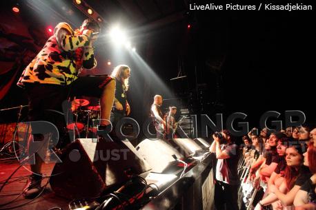 Karma Violens, Athens, Greece, 22/04/12