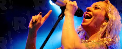 Anneke van Giersbergen live σε Αθήνα και Θεσσαλονίκη, 02-03/11/12