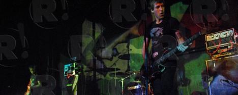 A Place To Bury Strangers, Zebra Tracks @ Fuzz Club, 20/10/12