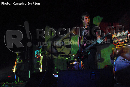 A Place To Bury Strangers, Athens, Greece, 20/10/12