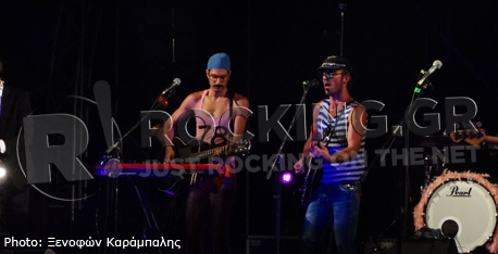 The Burger Project & Takim, Athens, Greece, 11/09/12