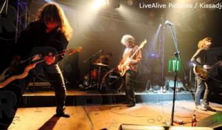 Baby Woodrose live σε Αθήνα και Θεσσαλονίκη, 14-15/12/12