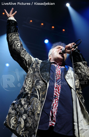Jello Biafra And The Guantanamo School Of Medicine, Athens, Greece, 16/10/12