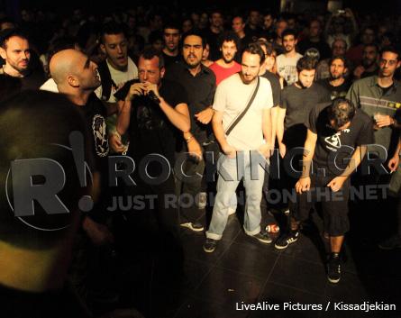 Deus X Machina, Athens, Greece, 16/10/12