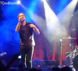 Billy Talent, Awolnation, Don Broco @ Ο2 Αcademy (Bristol, U.K.), 19/11/12