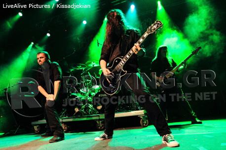 Blind Guardian, Athens, Greece, 15-16/06/12