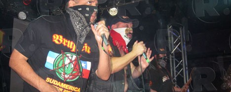 Brujeria, Progress Of Inhumanity, Mortal Torment @ Κύτταρο, 22/12/12