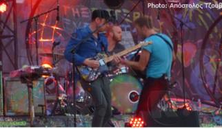 Coldplay @ Emirates Stadium, Λονδίνο, 04/06/12