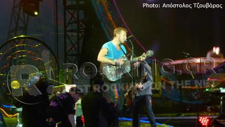 Coldplay @ Emirates Stadium, Λονδίνο, Αγγλία