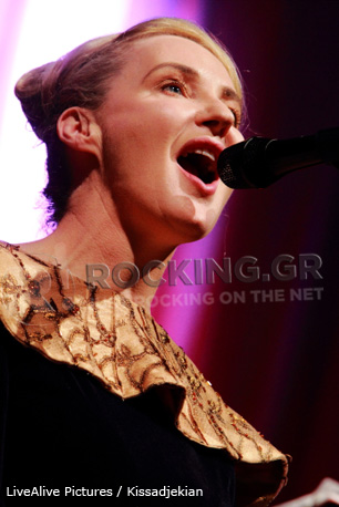 Dead Can Dance, Athens, Greece, 23/09/12