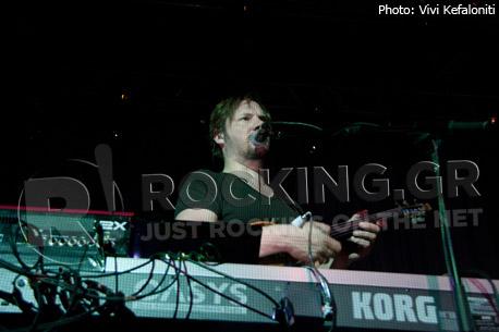 dEUS, Athens, Greece, 17/03/2012