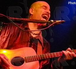 Devon Graves live σε Θεσσαλονίκη και Αθήνα, 05-08/12/12