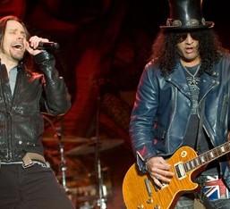 Download Festival 2012: Day 1 (Slash, Nightwish, Opeth, Machine Head, Little Angels, Billy Talent, Terrorvision) @ Donington Park (U.K.), 08/06/12