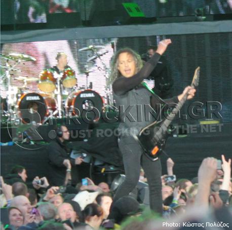Metallica, Download Festival, U.K., 08/06/12